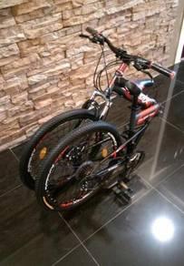 0% SST MTB Basikal Lipat Shimano Bicycle -Factory