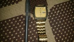 Vintage SEIKO 5 automatic 3 watch