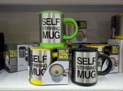 Mug magic coffee