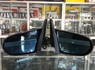 Spoon carbon electric side mirror honda EK EJ EG