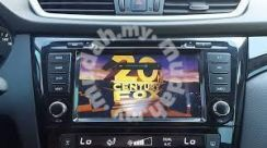 Nissan x-trail 2015 dvd 8* without gps set