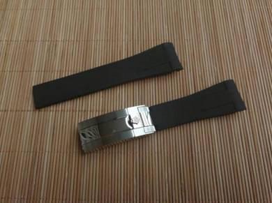 Rolexes 20mm 5 Colors Sport Watch Strap