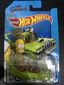 Hot Wheels THE HOMER