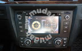 Bmw E90 E91 E92 car dvd player with gps system