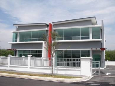 2sty Semi D Factory in Kota Damansara, Surian Industrial Park