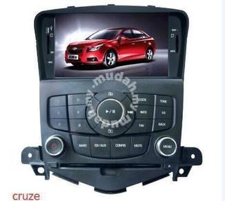 2nd Chevrolet cruze OEM dvd player DEMO SET