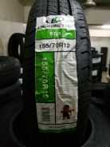 Tayar Baru 155 70 12 LingLong Thailand New Tyre