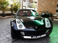 Used Smart Roadster for sale