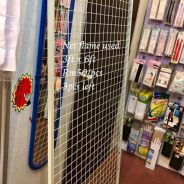 Net flame 3ftx6ft