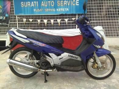 2008 Yamaha Nouvo-S cantik Full Original