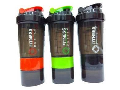 Protein milk shaker blender mixer water bottle