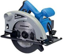 SILVERLINE Circular Saw 185mm