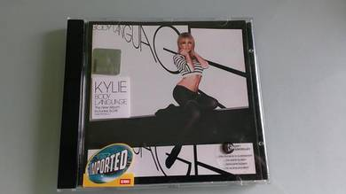 Kylie Minogue Body Language Music CD