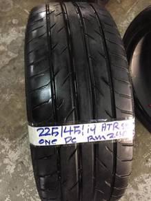 Tayar Mazda 6 CRV BMW X1 Size 225 45 19