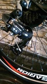 Racing Bicycle Shimano Basikal 14Sp Alloy -Factory