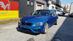 BMW M3 F30 Bodykit with Fender Set 1:1 AN Taiwan