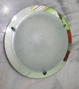 Lampu Siling Bulat (Round Ceiling Light)