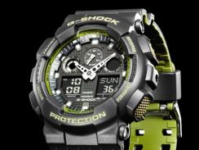 Watch - Casio G SHOCK BiCOLOR GA100L-1 - ORIGINAL