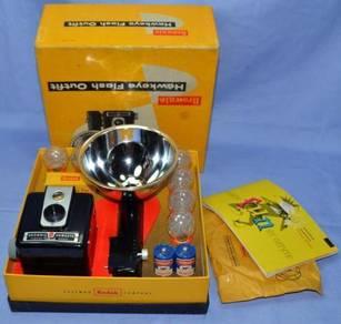 Kodak brownie hawkeye flash model usa camera