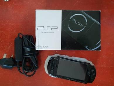 PSP 3000 black