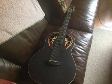 Ovation Adamas Guitar- 12 Fret