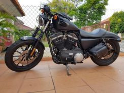 Harley Davidson Iron 883 with extras