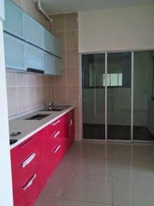 OUG Parklane semi furnished apartment (near Muhibbah LRT station)