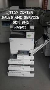 Multicopier mpc3003 machine photostat color