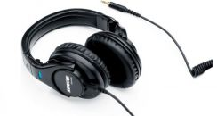 SHURE srh 440 headphone