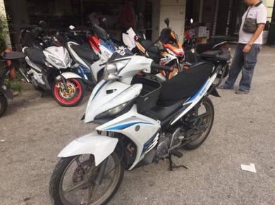 Yamaha 135lc v2 (1unit je)