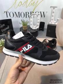 FILA Casual Shoe Men Black
