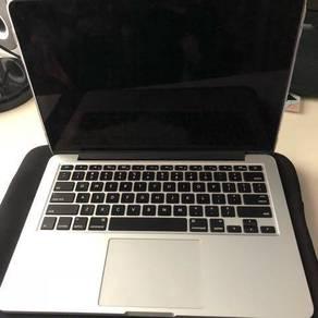 Faulty Macbook pro Retina 13