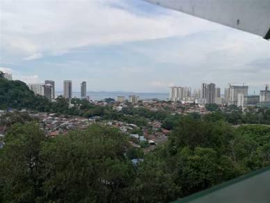 Puncak Erskine ,1cp , High Return Invest , SEAVIEW ,Tanjung tokong