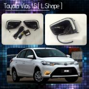 Toyota vios 2015 led daylight
