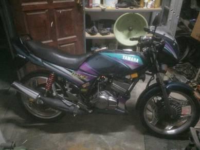 1995 or older Yamaha Rxz