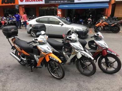 Honda ULTIMO 125 (0% GST) Good Condition