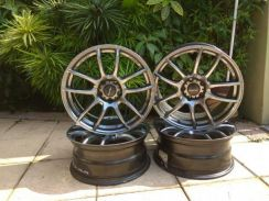 Rayden Lightweight rims