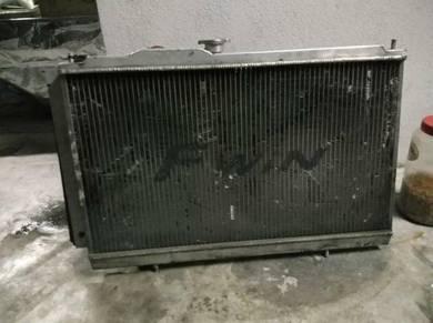 Fwin radiator aluminium. Evo 1,2 and 3