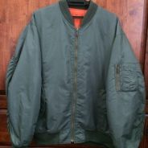 Uniqlo flight jacket