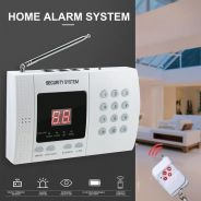 Wireless Auto-dial Home Burglar Alarm System
