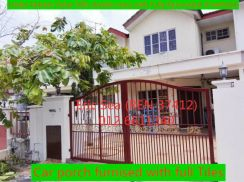 Double Storeys Fully Renovated house at Puchong Utama , Puchong