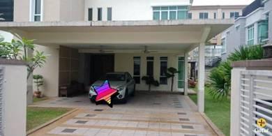 Double Storey Bungalow at Kemensah Residensi Kemensah Height Melawati