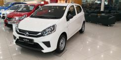 New Perodua Axia for sale