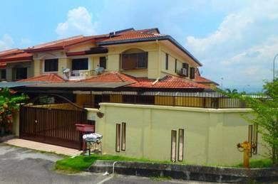 47x65sf. Below Market!! 2Sty CORNER House Bandar Damai Perdana Cheras