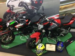 Aprilia Shiver 750 (Promo year and sale ) Termurah