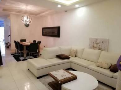 [RENO FREEHOLD] Denai Alam Superlink Opulenia Terrace House Shah Alam