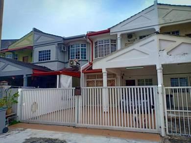 Seremban palm mall taman permai double storey fully renovate