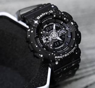 Watch- Casio BABY G STARS BA110ST-1 -ORIGINAL