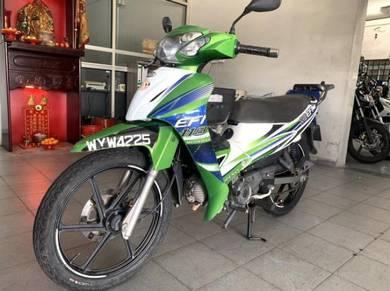 Modenas 118EFi fuel injection Good condition