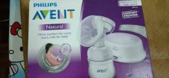 Avent single electric pump new let go